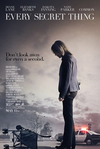 Every Secret Thing (film) - Theatrical release poster