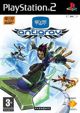 EyeToy: AntiGrav - Image: Eye Toy Antigrav