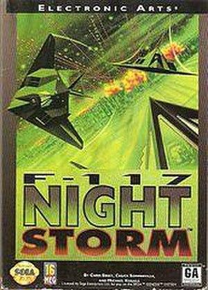 F-117 Night Storm - F-117 Night Storm
