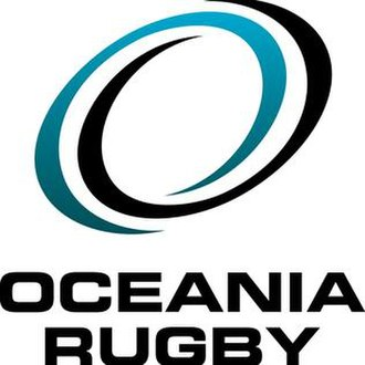 Oceania Rugby - Image: FORU logo