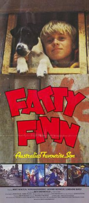 Fatty Finn (film) - Image: Fatty Finn (1980 film)