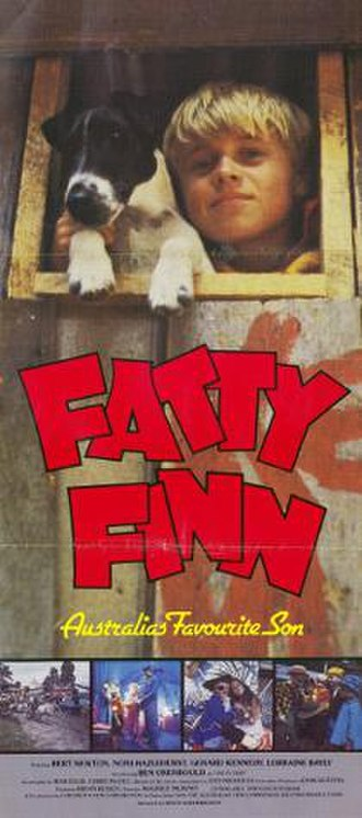Fatty Finn (film) - Image: Fatty Finn (1980 film)