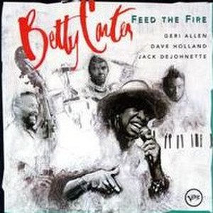 Feed the Fire (Betty Carter album) - Image: Feed the Fire Betty Carter
