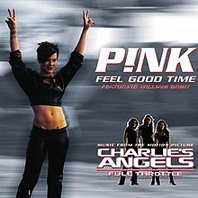 Pink featuring William Orbit - Feel Good Time (studio acapella)