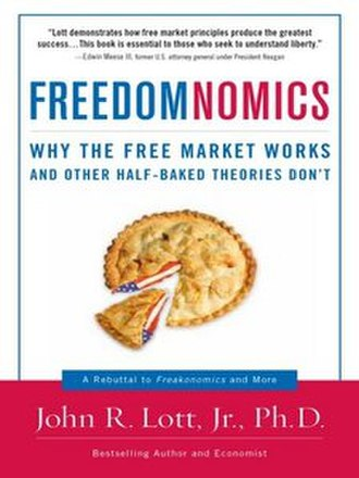 Freedomnomics - Hardcover edition