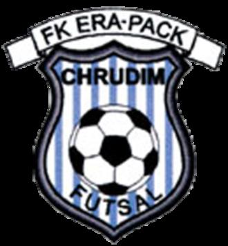 Era-Pack Chrudim - Club crest
