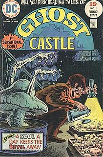 <i>Tales of Ghost Castle</i>