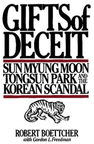 Gifts of Deceit - Book cover
