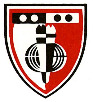 Glenwood High School, Glenrothes - Image: Glenwood High School, Glenrothes, Scotland (school badge)