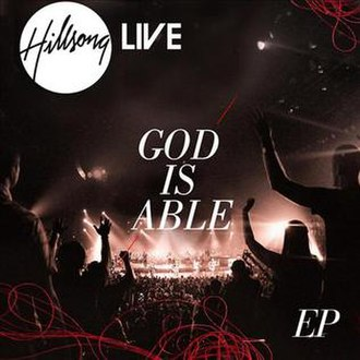 God Is Able (Hillsong album) - Image: God Is Able EP