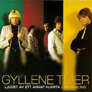 Ljudet av ett annat hjärta/En samling - Image: Gt en samling album cover