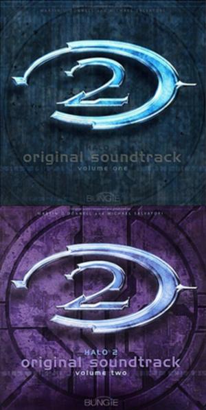 Halo 2 Original Soundtrack - Image: Halo 2 ost volumes
