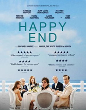 Happy End (2017 film) - Film poster