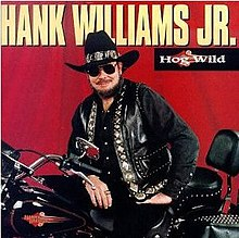 Hog Wild (Hank Williams, Jr Album.jpg
