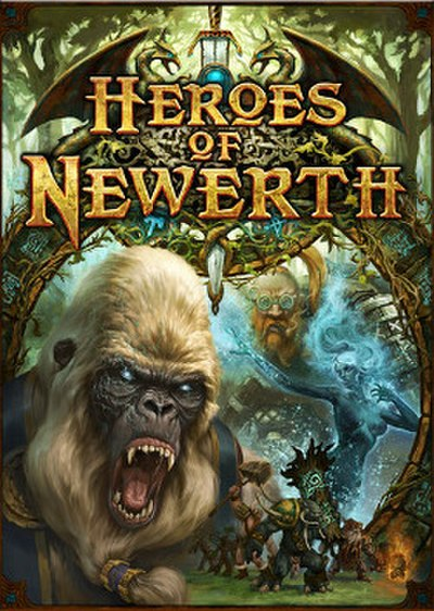Picture of a game: Heroes Of Newerth