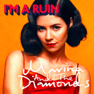 Marina and the Diamonds — I'm a Ruin (studio acapella)