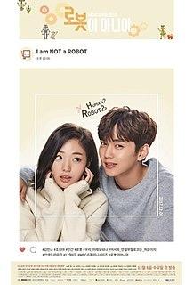 <i>Im Not a Robot</i> 2017 South Korean television series