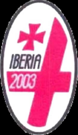 Iberia Star - Image: Iberia 2003 Tblisi