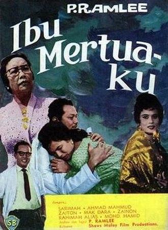 Ibu Mertua-ku - The one-sheet for Ibu Mertua-ku.