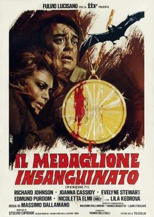 The Cursed Medallion - Image: Il medaglione insanguinato