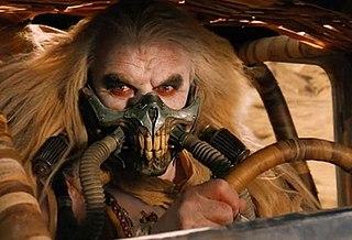 Immortan Joe Antagonist of Mad Max: Fury Road
