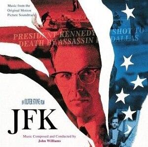 JFK (soundtrack) - Image: JF Ksoundtrack