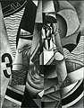Jean Metzinger, 1913, En Canot, oil on canvas, 146 x 114 cm, missing or destroyed.jpg
