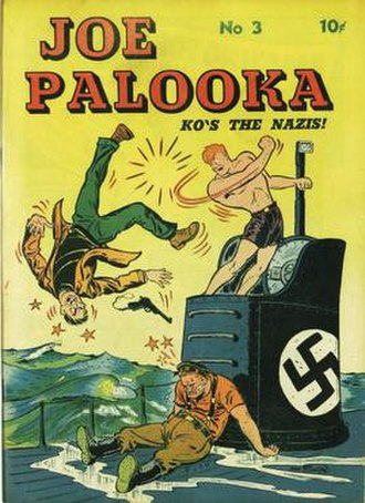 Joe Palooka - Image: Joe 3palooka 42