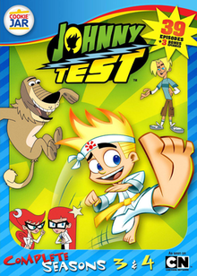 dukey johnny test