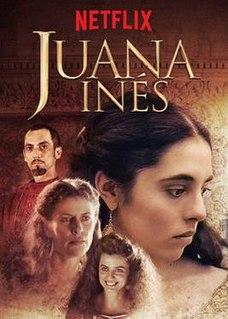 <i>Juana Inés</i> television miniseries