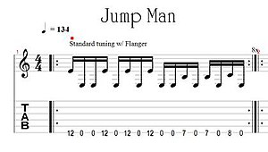 Jordan (Buckethead composition) - Image: Jump Man
