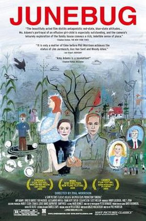 Junebug (film) - theatrical film poster