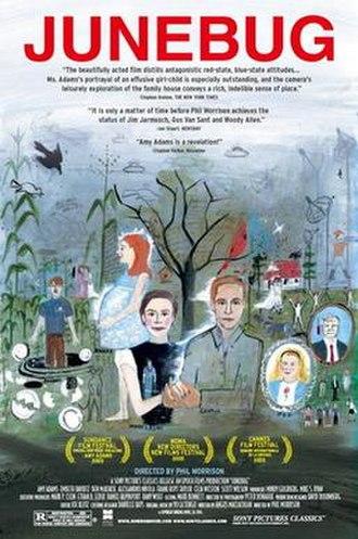 Junebug (film) - theatrical film poster