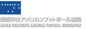 Kansai Collegiate American Football League - Image: KCAF Lof JAPA Nlogo