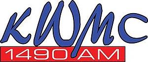 KWMC (AM) - Image: KWMC station logo