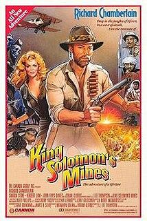 <i>King Solomons Mines</i> (1985 film) 1985 film by J. Lee Thompson