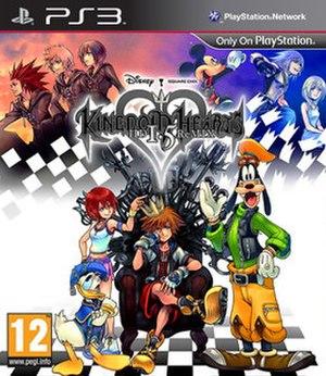 Kingdom Hearts HD 1.5 Remix - Image: Kingdom Hearts HD 1.5 Re MIX box art