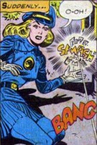 Blackhawk (DC Comics) - Lady Blackhawk