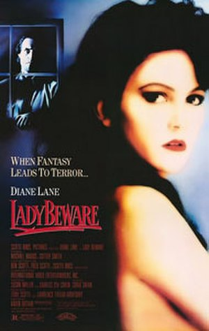 Lady Beware - Lady Beware theatrical poster