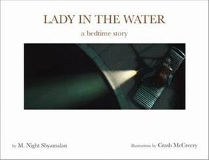 Lady in the Water - Lady in the Water, A Bedtime Story children's book