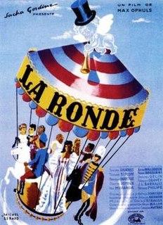 <i>La Ronde</i> (1950 film) 1950 film by Max Ophüls