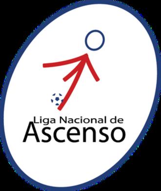 Honduran Liga Nacional de Ascenso - Image: Ligadeascensohondura slogo