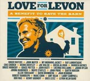 Love for Levon - Image: Love for Levon album cover