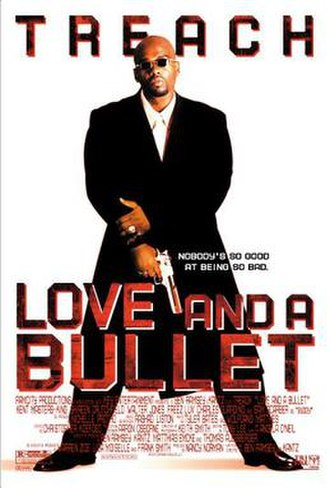 Love and a Bullet - Theatrical release poster