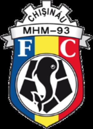 FC MHM-93 Chișinău - Image: MHM 93 Chișinău