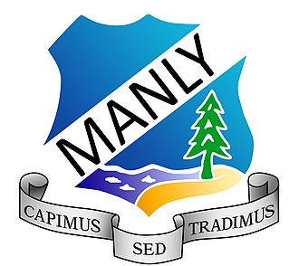 Manly Selective Campus - Image: Manly Campus Logo, 2018