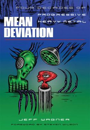 Mean Deviation (book) - Image: Mean Deviation book cover