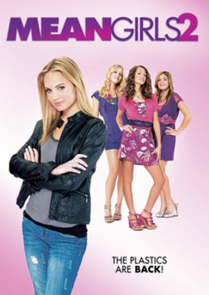 Mean Girls 2 - DVD cover