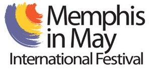 Memphis in May - Image: Memphis In May Logo