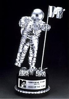 MTV Video Music Award music video award